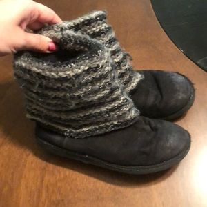 Other - Sold!! Used girls boots size 1